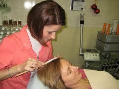 Криомассаж и озонотерапия при демодекозе - отзывы и инструкция по применению