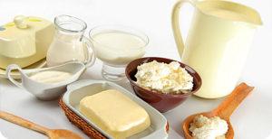 Рекомендуемые продукты при демодекозе